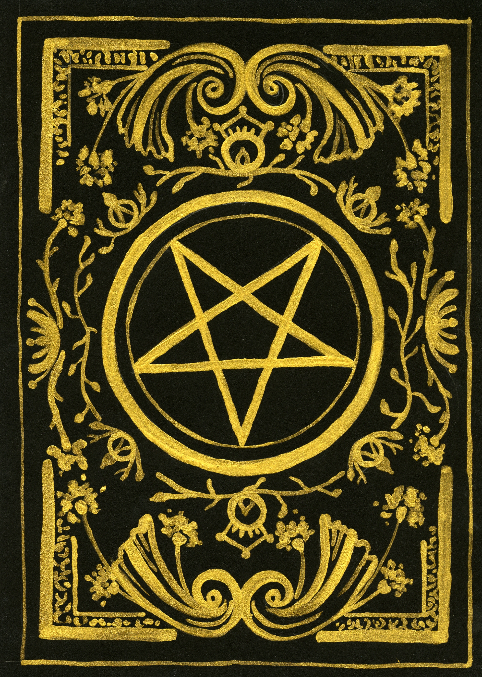 Sarah Eichhorn - Ace of Pentacles