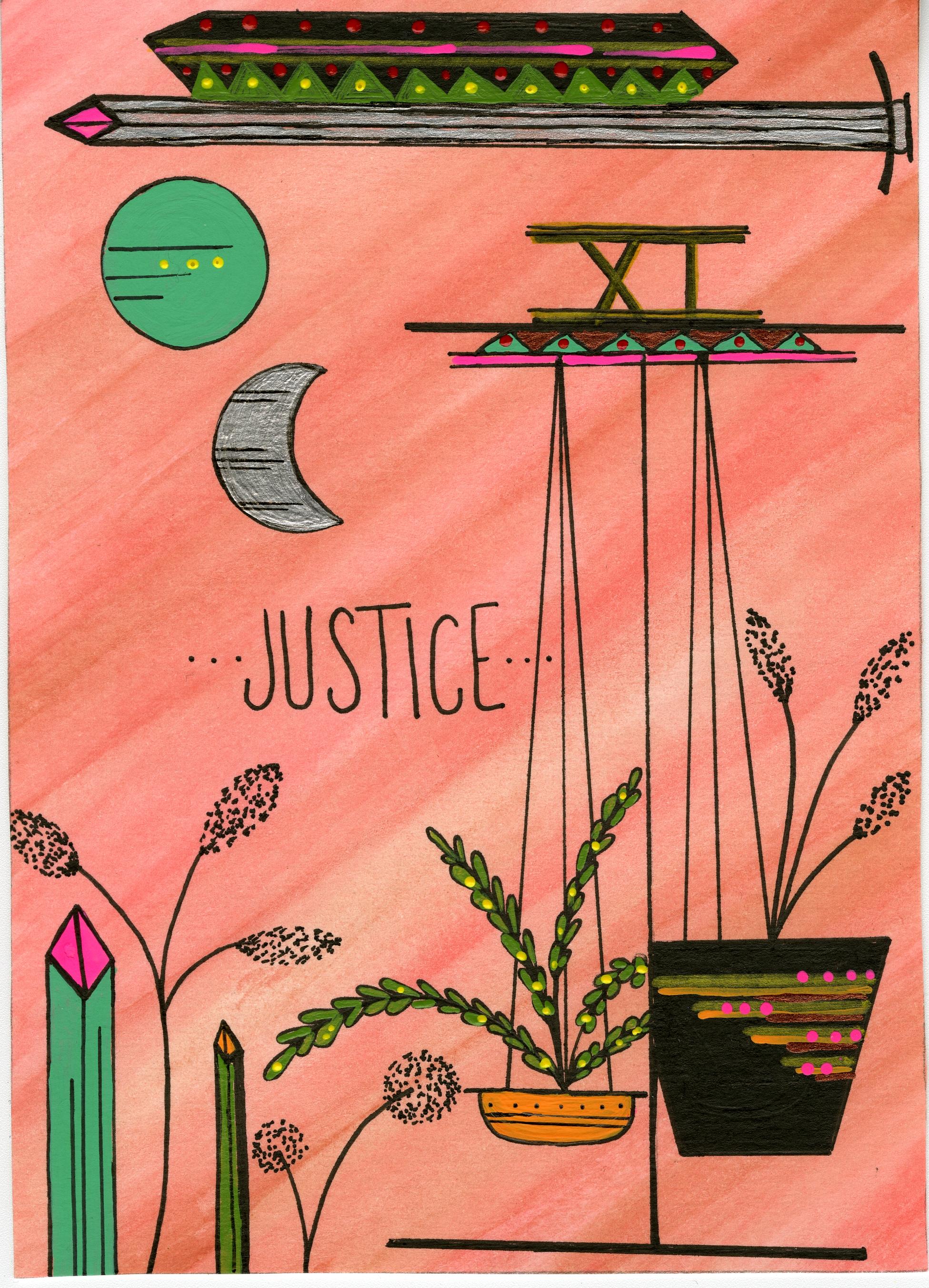 Amy Kerley - Justice