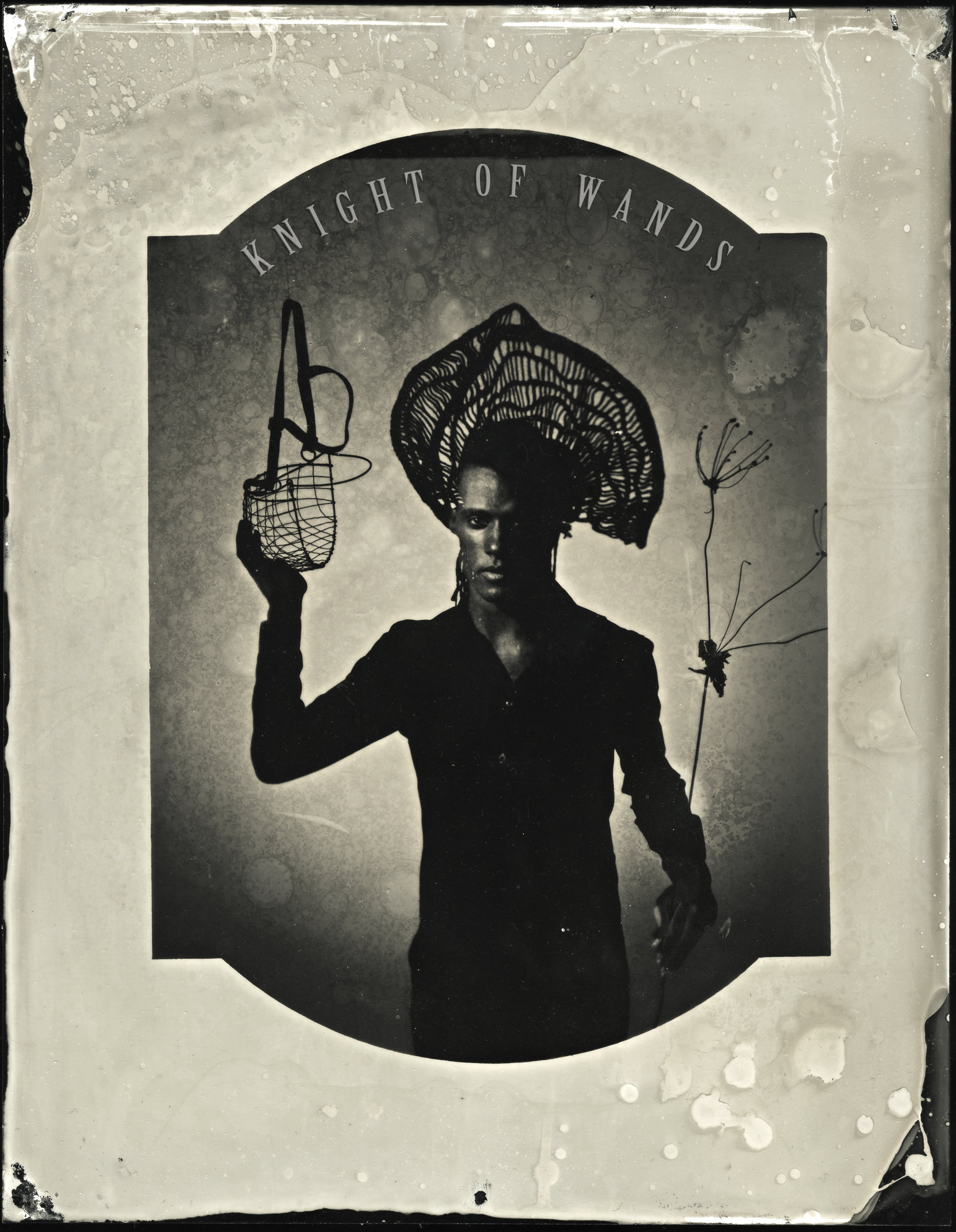 Eric Bailles - Knight of Wands