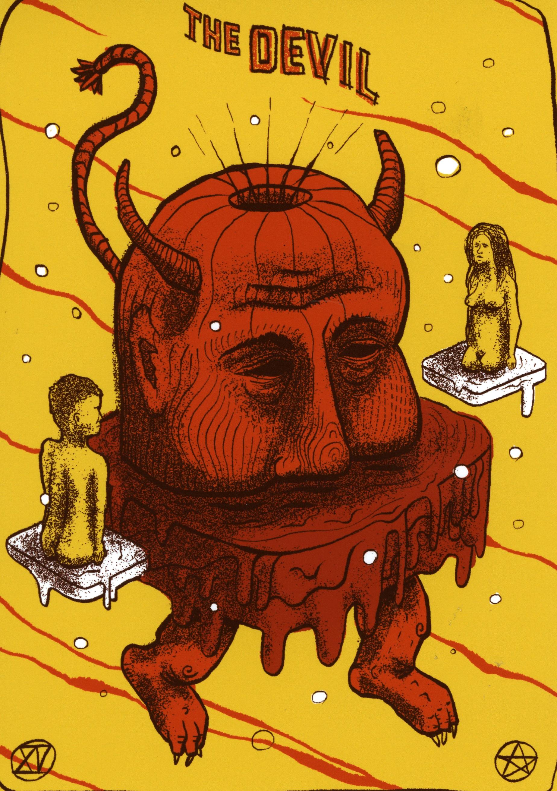 Benjamin Grzenia - The Devil