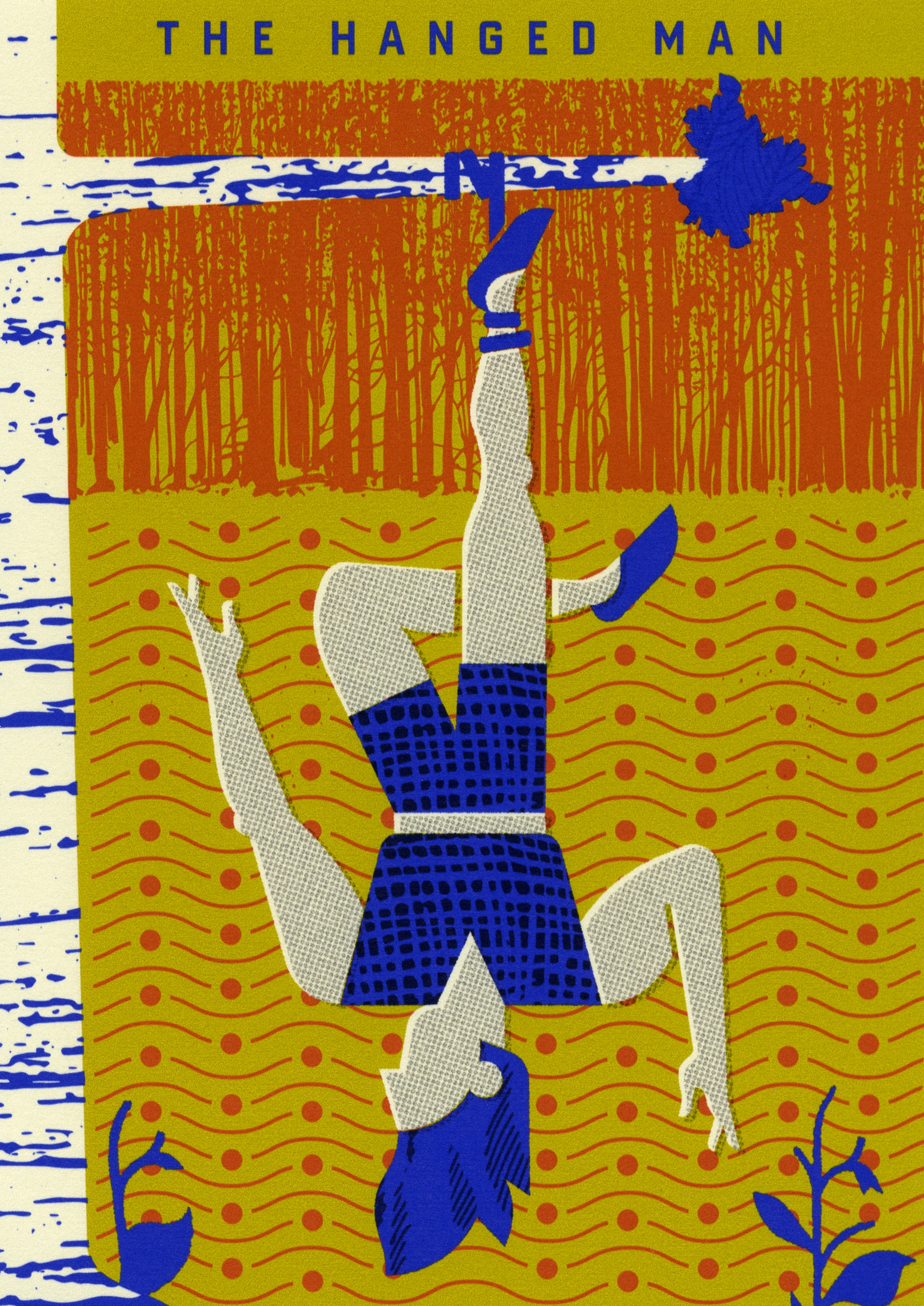 Nate Koehler - The Hanged Man