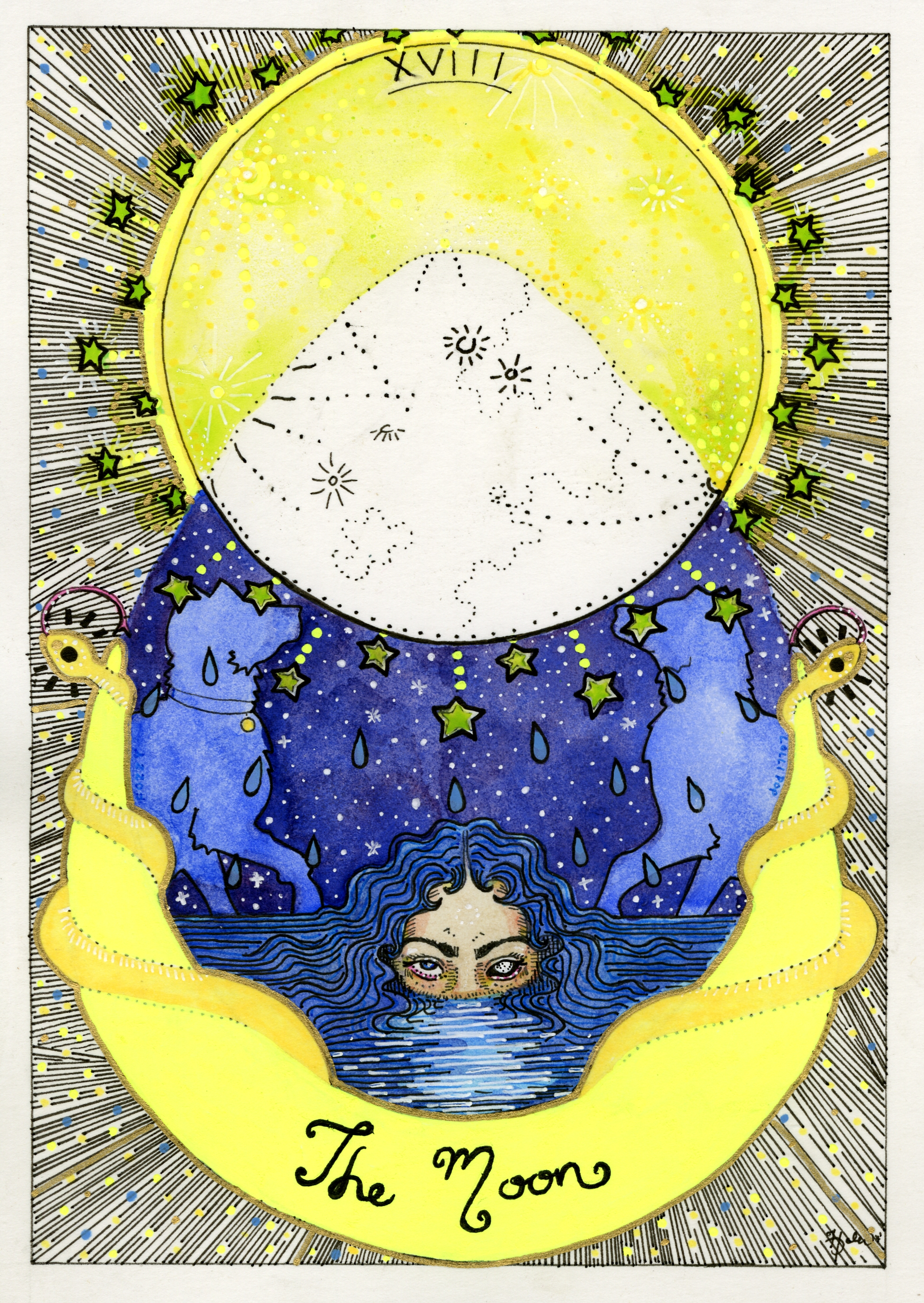 Helen Poser - The Moon