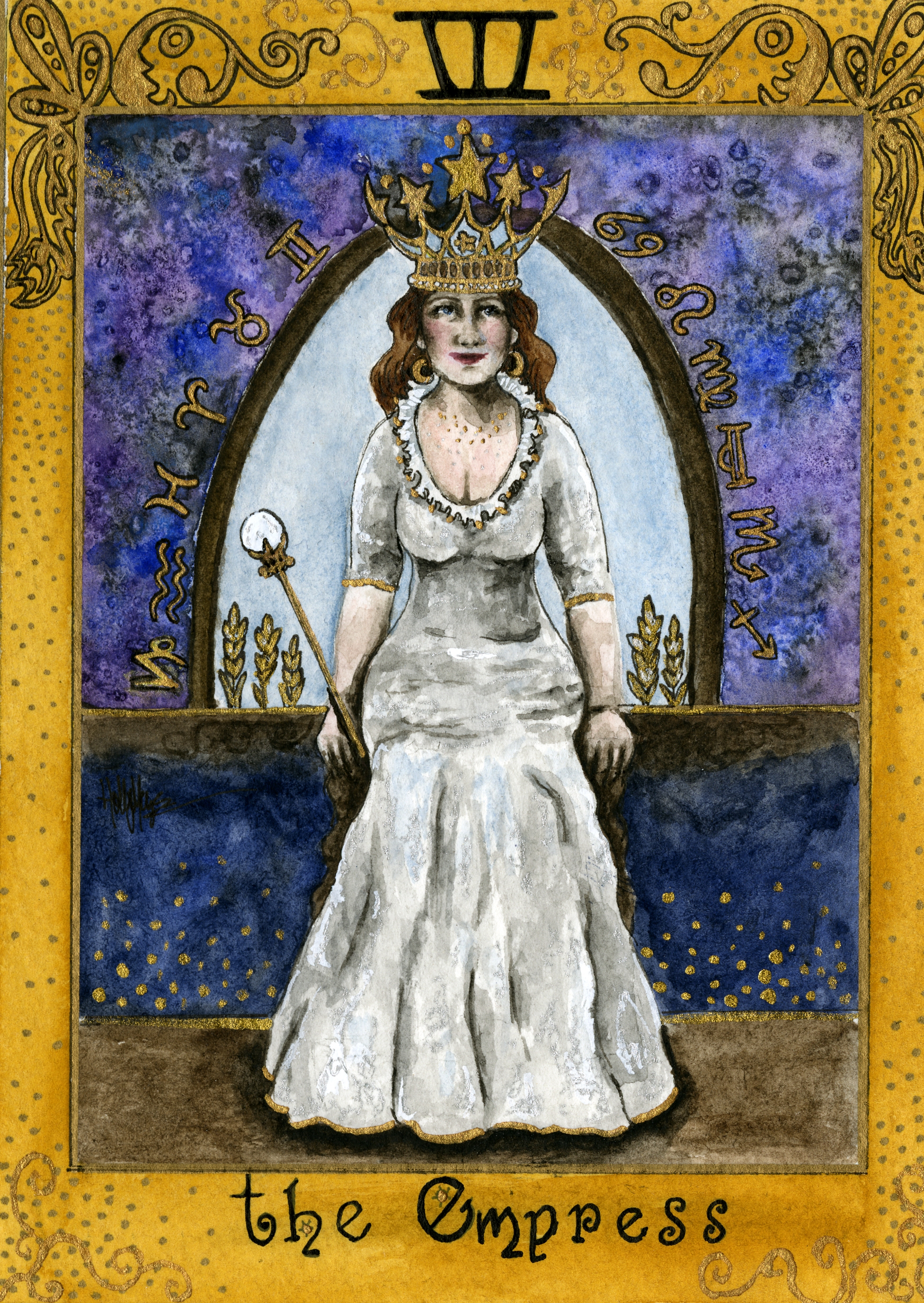 Holly Meyers - The Empress