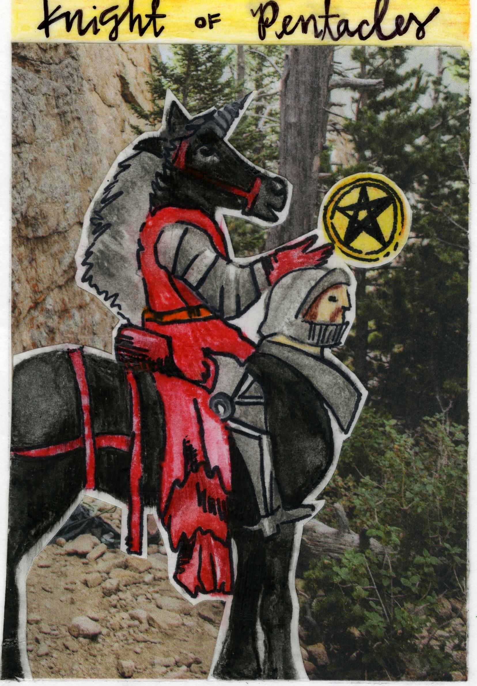 Carlee Latimer - Knight of Pentacles
