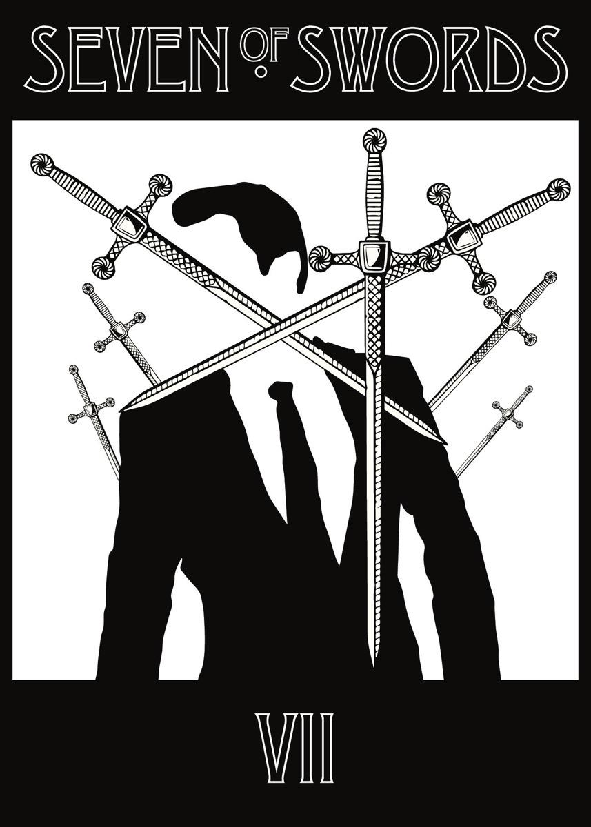 David Bramson - Seven of Swords