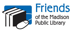 The funds supporting this project and other traveling Artist-in-Residence artists is provided by the Friends of Madison Public Library.