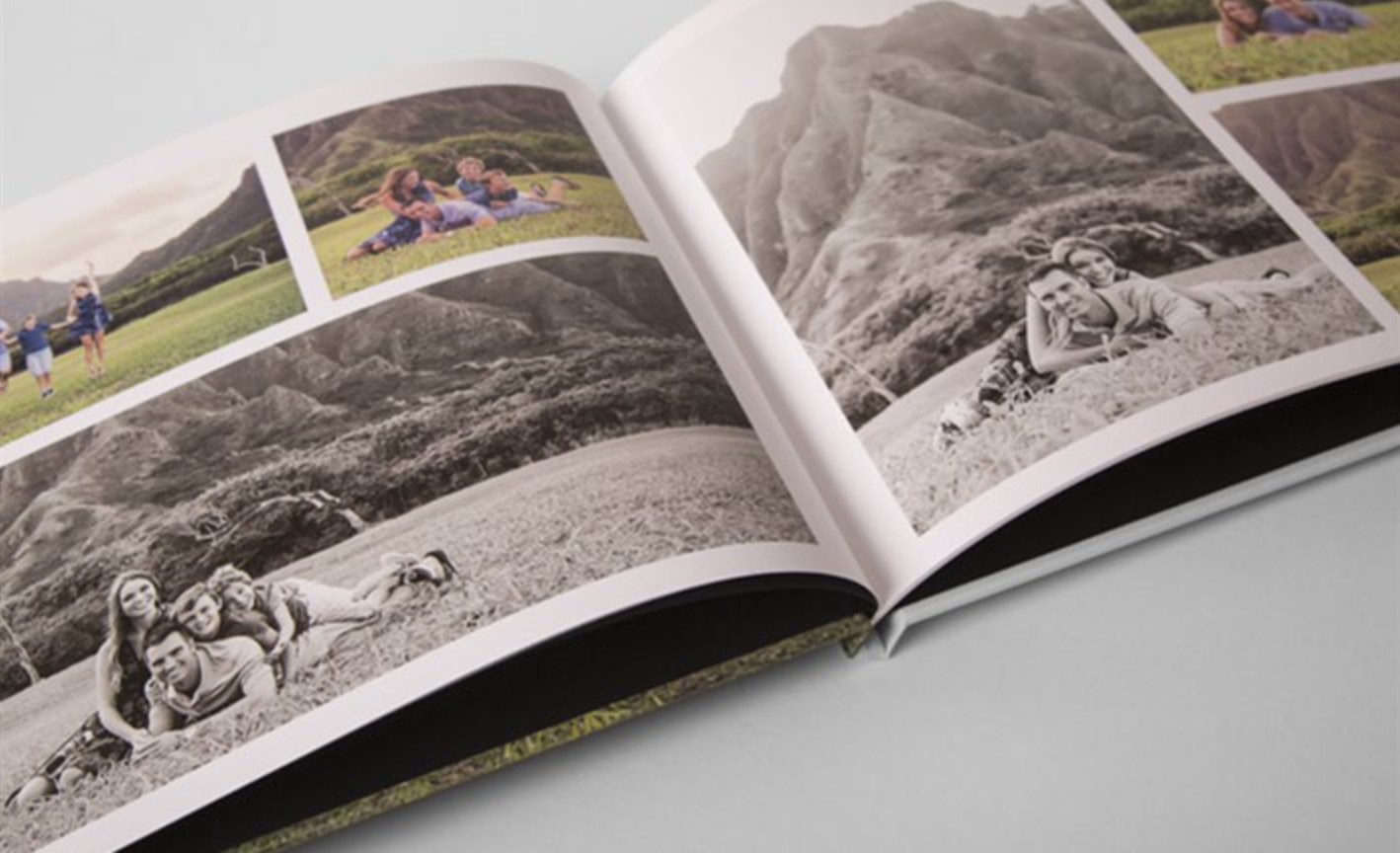 8x10 linen ALBUM:  {$300}*   *10 pages/ 20 spreads   [20-25 images;$5per additional image  ]