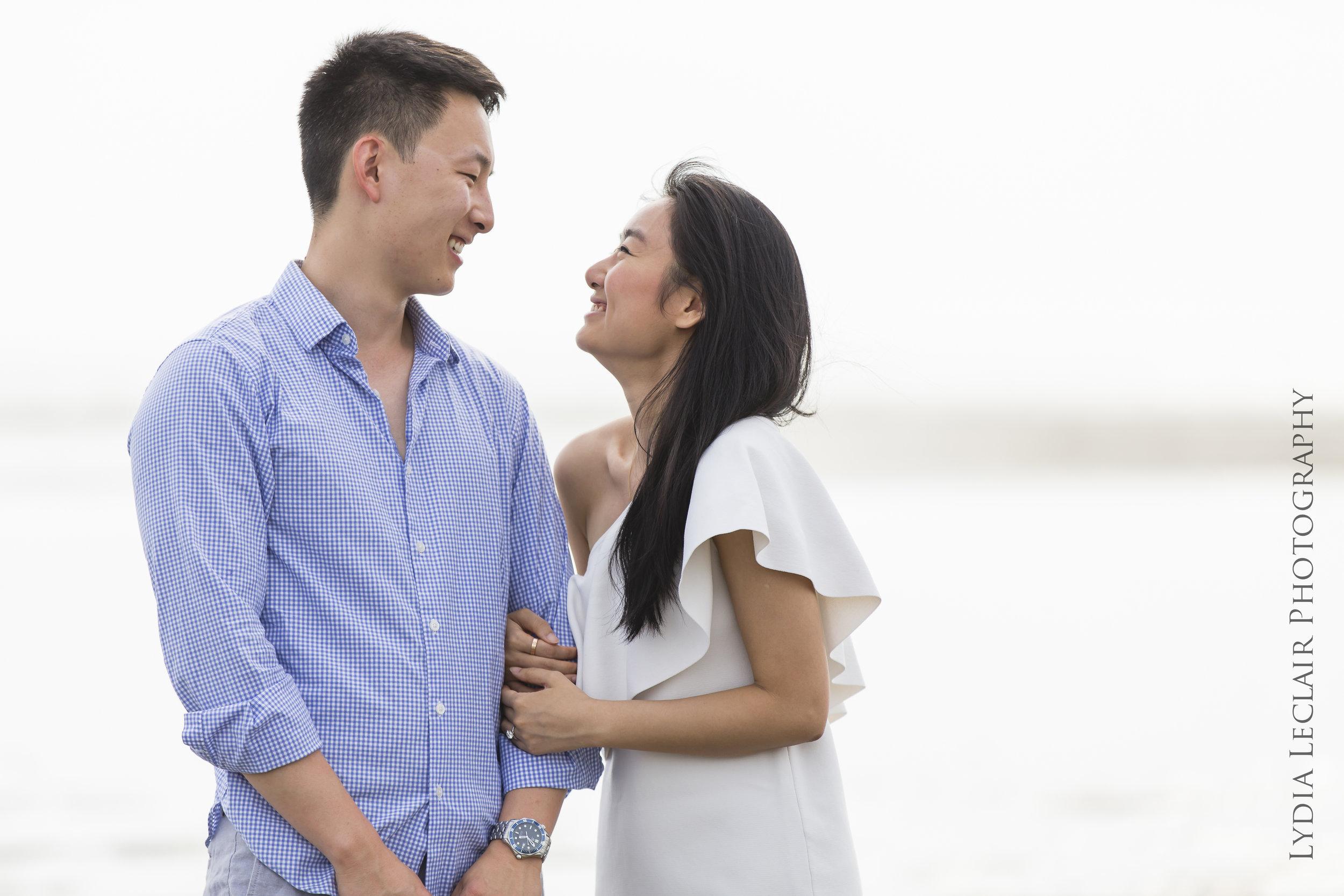 couples beach portraits