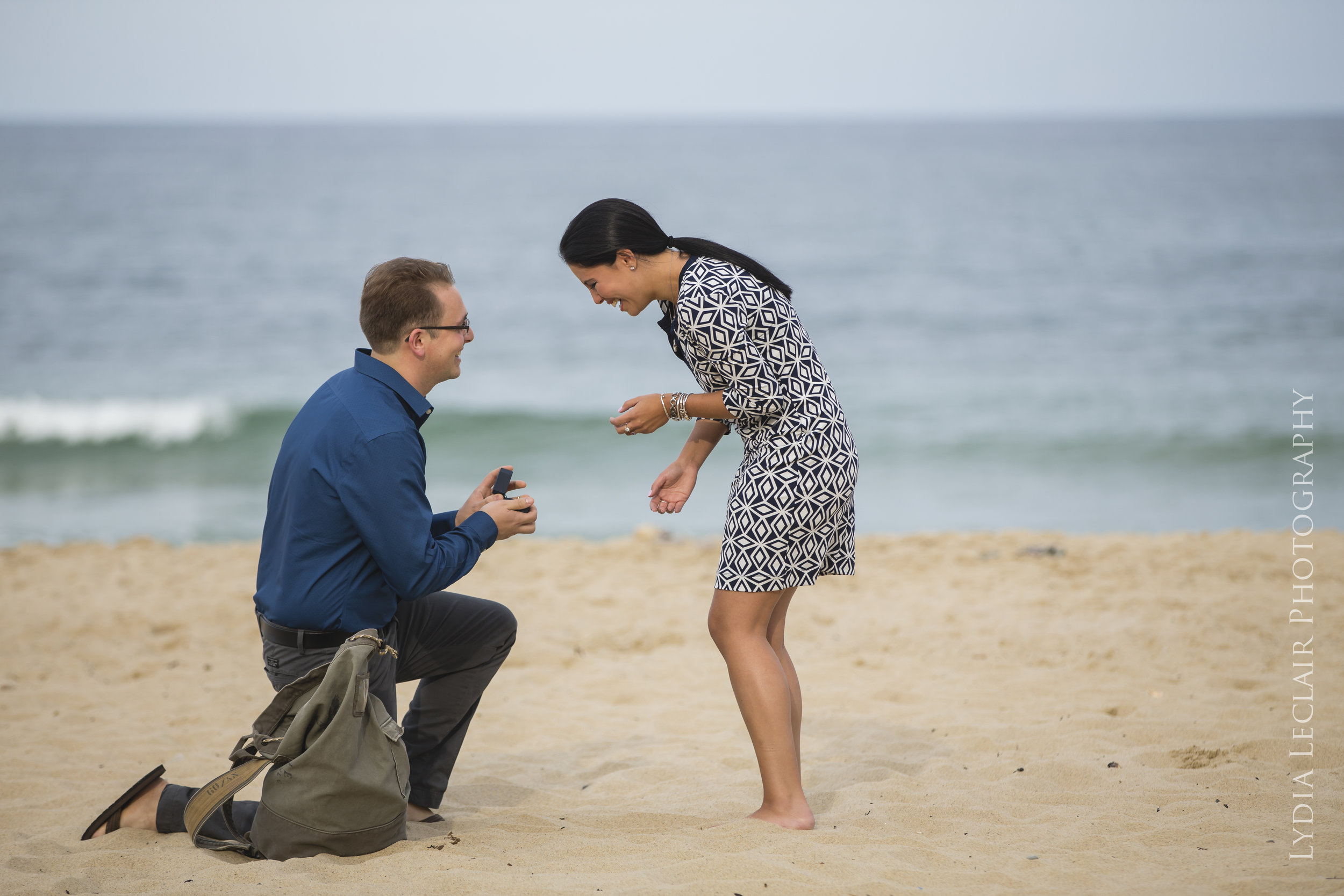 nantucket proposal photography