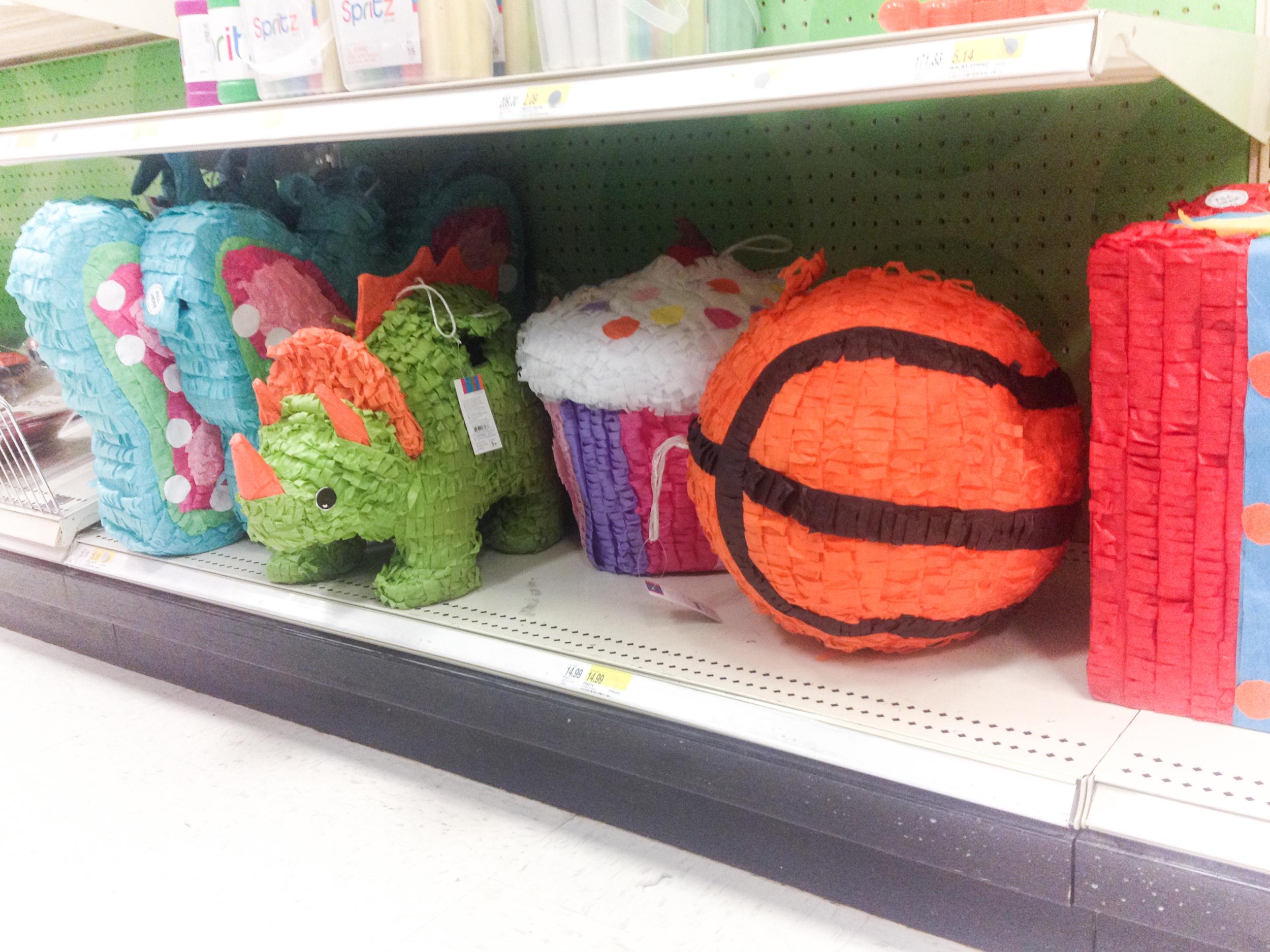 piñatas!