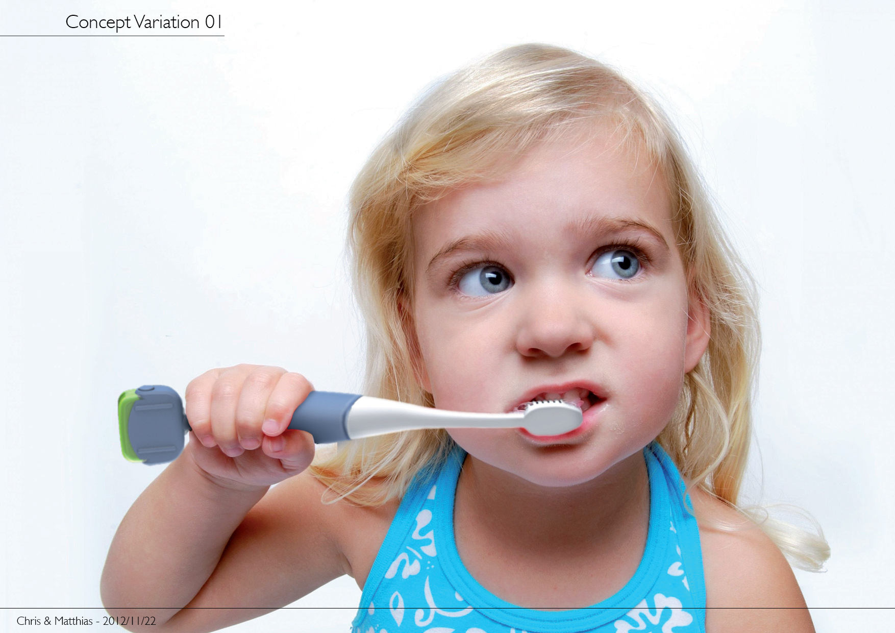 COLGATE  Gamified toothbrush for kids   View Portfolio >