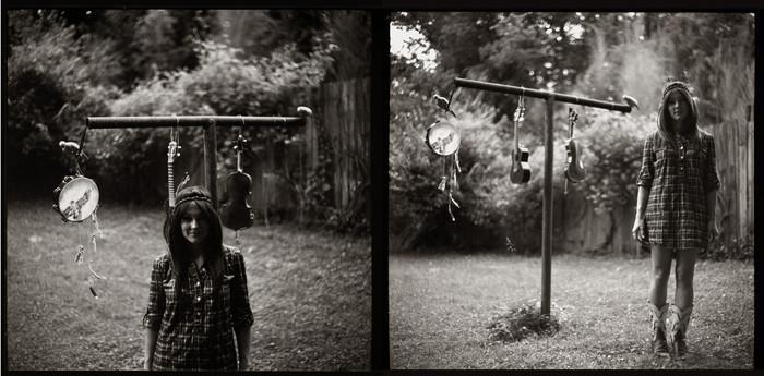 Diptych Outside By: Joshua Black WIlkins