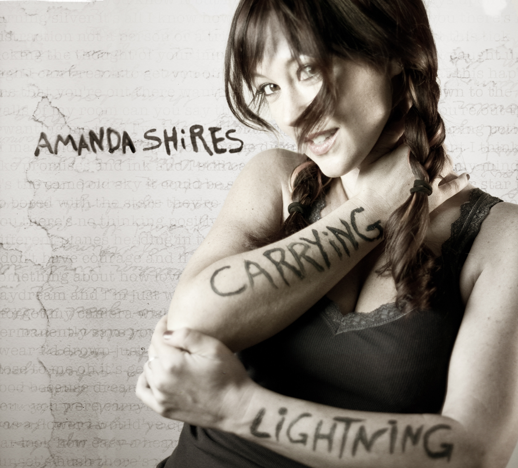 """Carrying Lightning   Purchase """"Carrying Lightning"""" on   iTunes    Stream """"Carrying Lightning"""" on   Spotify    May 2011, Silver Knife Records"""