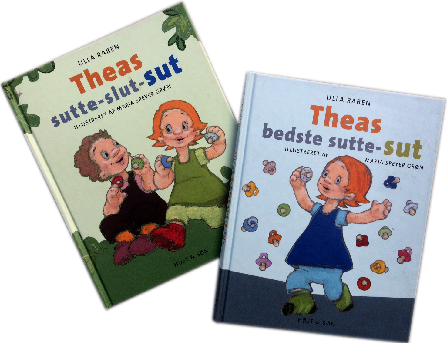 The Thea books