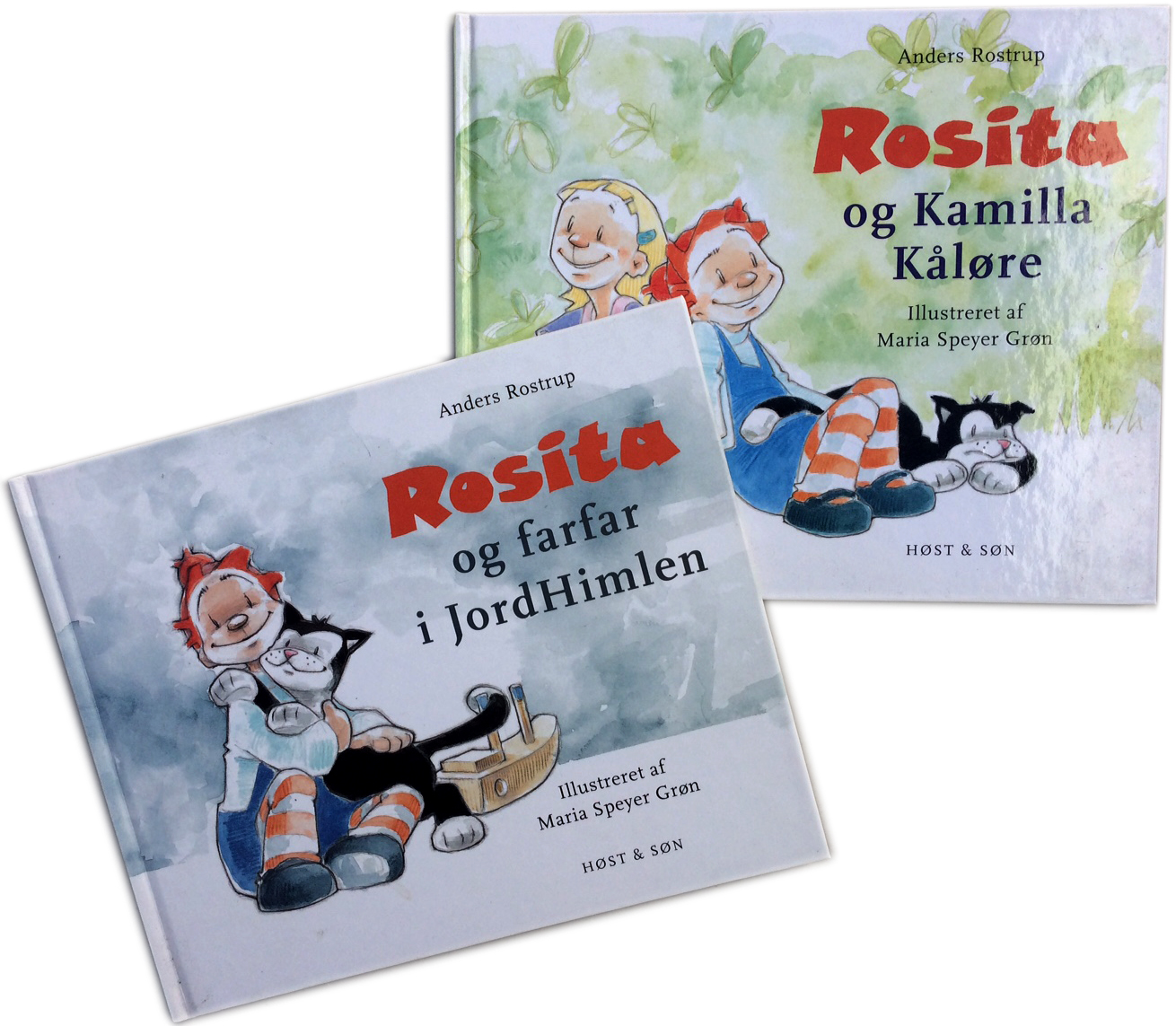 The Rosita books