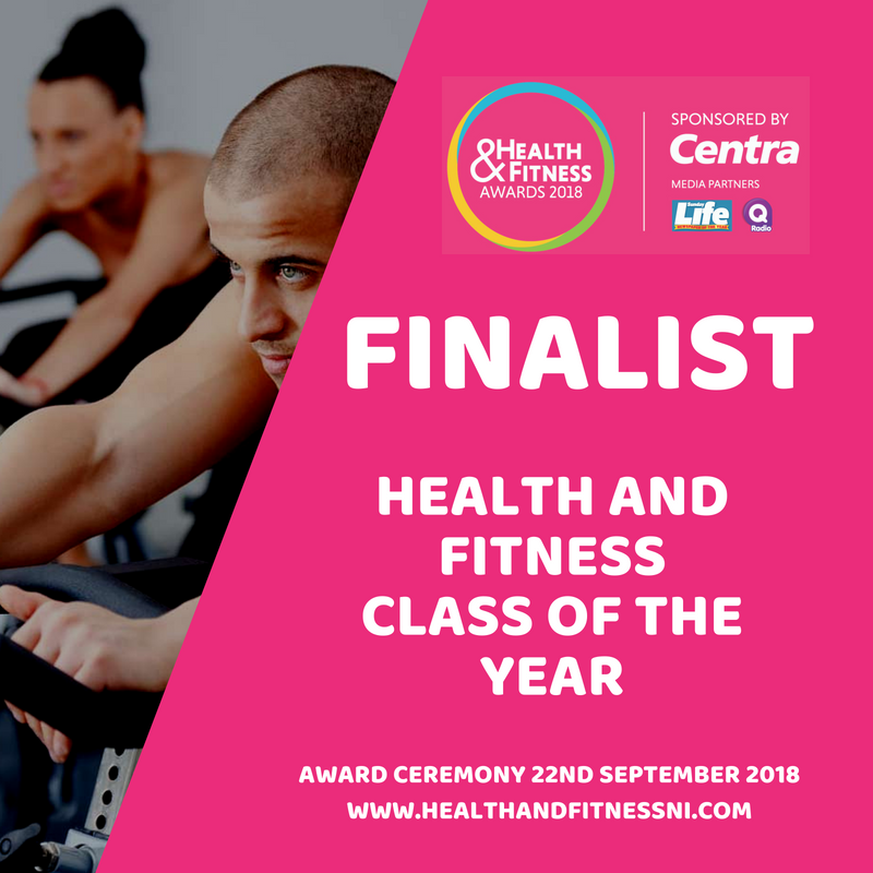 Health & Fitness Awards NI 2018 Health & Fitness Class of the Year Fitness Belfast Gary Milligan 2.png