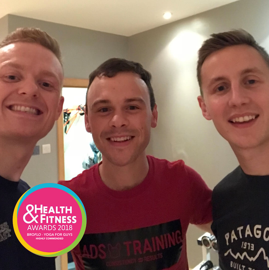 BroFlo Yoga for Guys Fitness Belfast Paulo Ross Shane Todd Health & Fitness Awards Northern Ireland.jpg