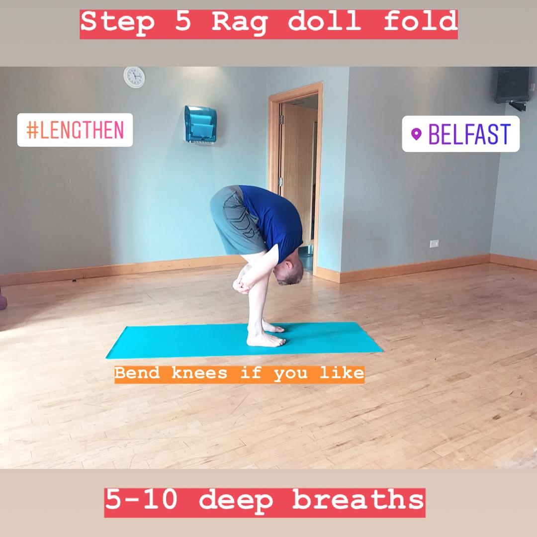 Step 5 Rag Doll Fold Yoga for Leg Day Fitness Belfast.jpg