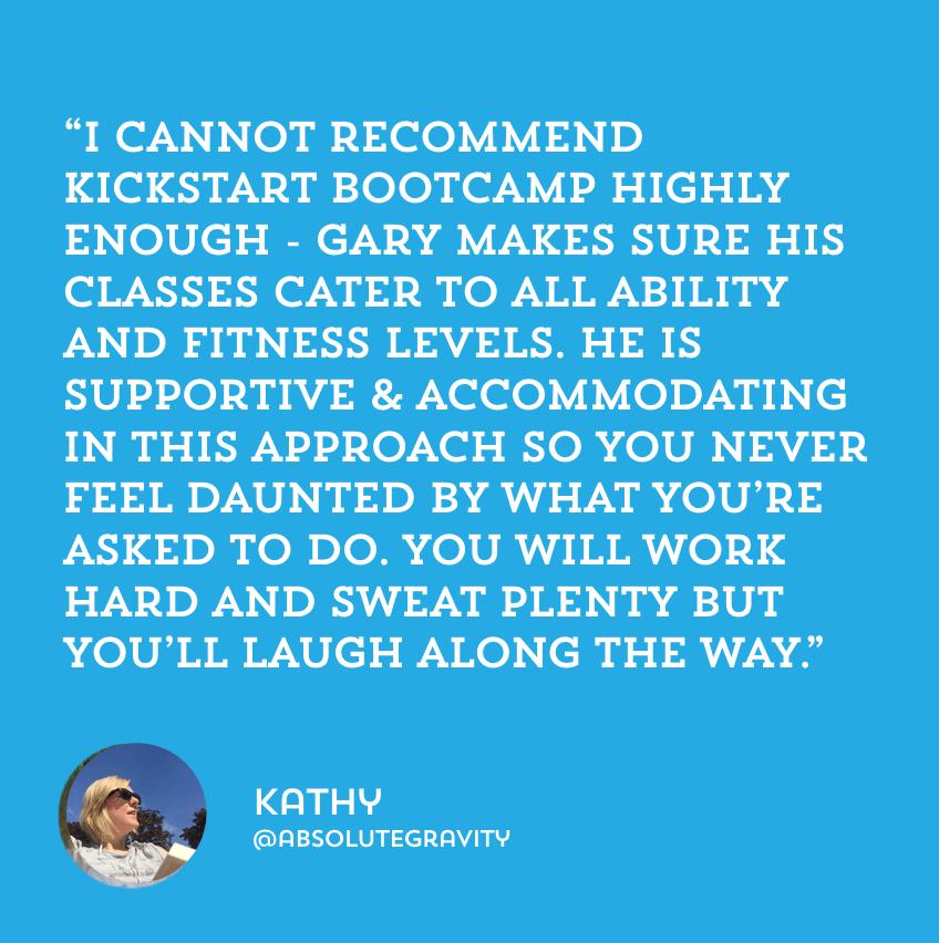Fitness Belfast Kickstart Bootcamp testimonials reviews Kathy.png