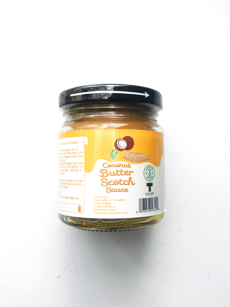 Asia Supermarket Belfast - Fitness Belfast Top Picks - Vegan Vegetarian - Coconut Butter Scotch Sauce.png