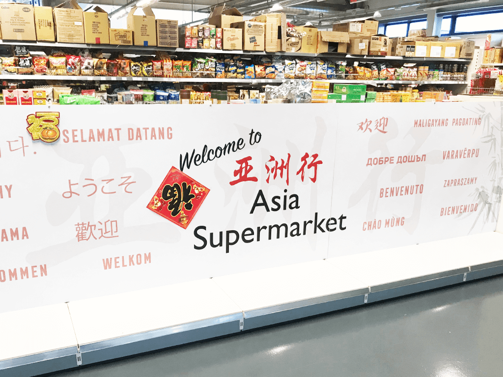 Asia Supermarket Belfast - Fitness Belfast Top Picks - Vegan Vegetarian - Welcome.png