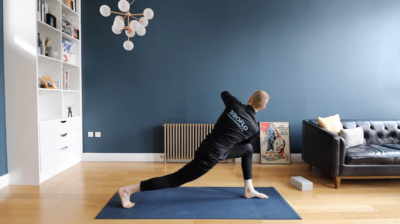 Episode 5 – Let's Twist Again - Target areas: Spine & Low BackLevel: 2Time: 37 minsTwist the body and settle the mind with this energising and balancing practice.
