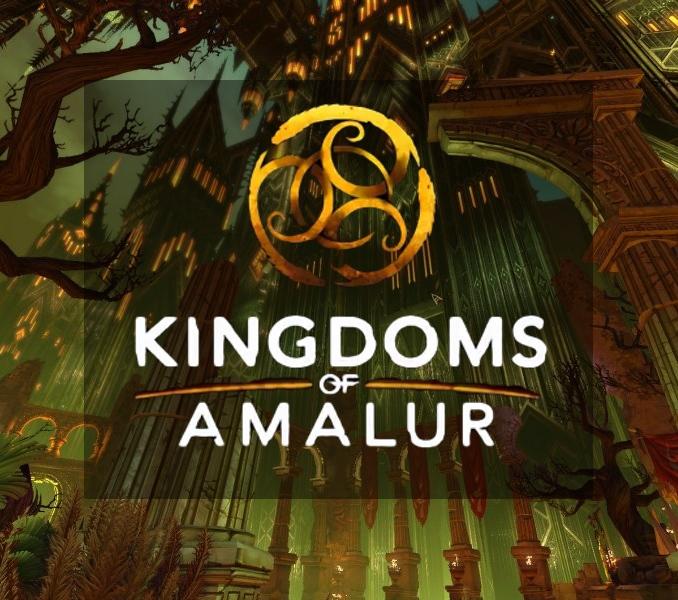 Kingdoms Of Amalur (Unreleased, 38 Studios)