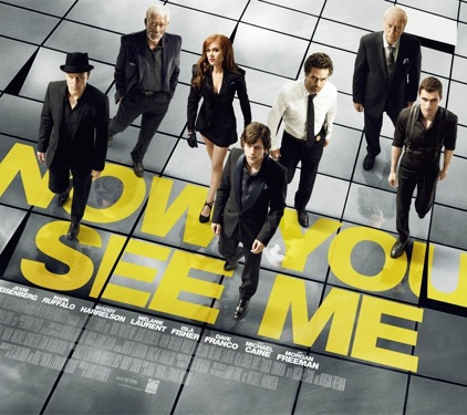 Now You See Me  (2013, Lionsgate)