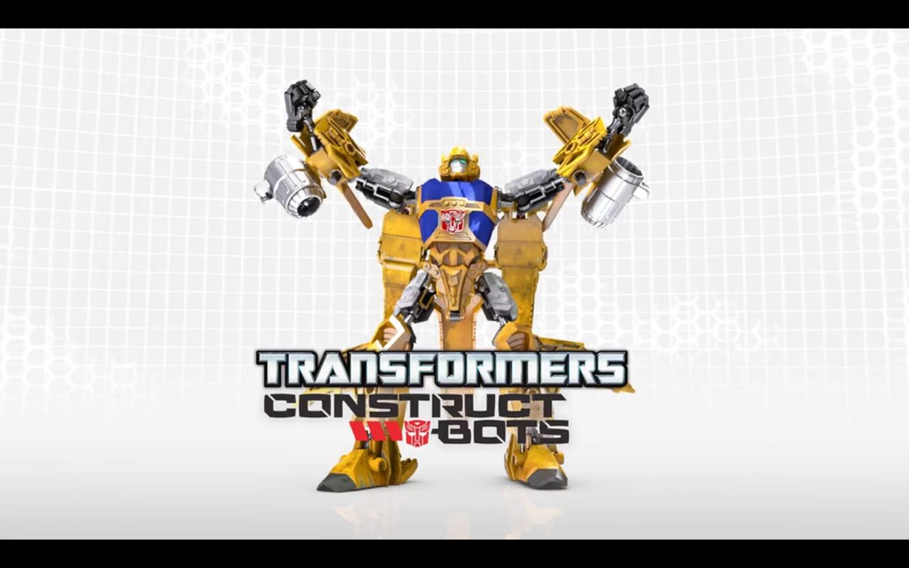 Transformers: ConstructBots  (2013, Hasbro). Click through to see videos.