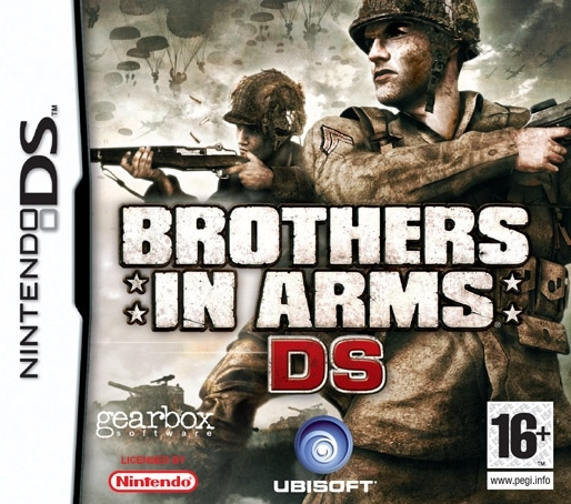 Brothers In Arms: DS  (Gameloft)