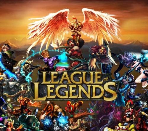 League Of Legends  (Riot Games/Tencent)