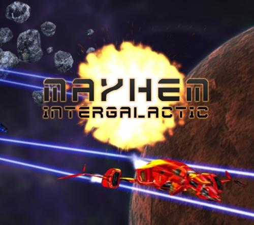 Mayhem Intergalactic  (Inventive Dingo)