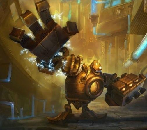 Blitzcrank  (League Of Legends)