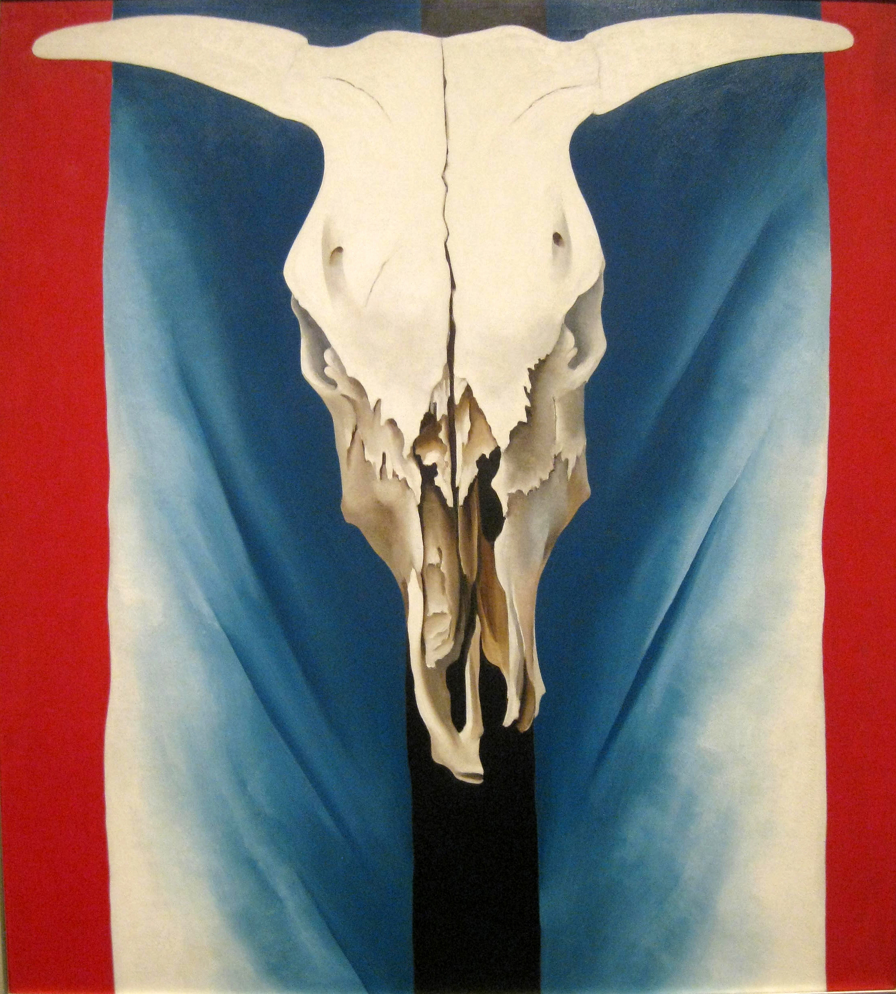 Cows Skull Red White and Blue.jpg
