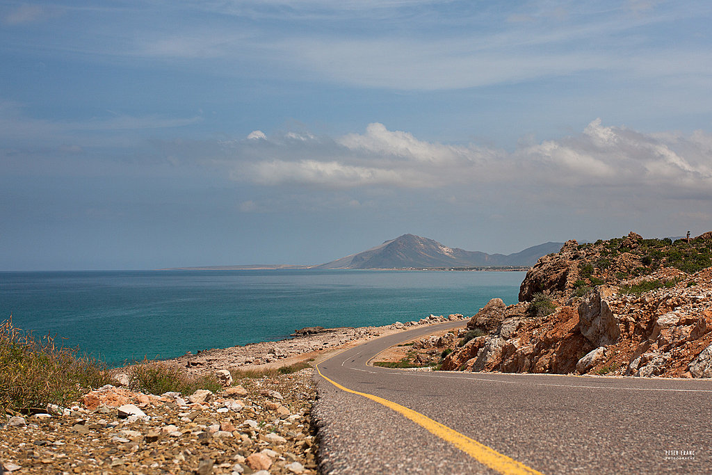 Socotra Island. Northern Coastline, 2010 © Peter Franc