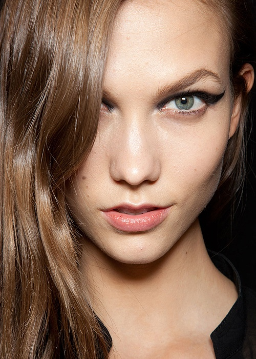 fresh faced makeup look