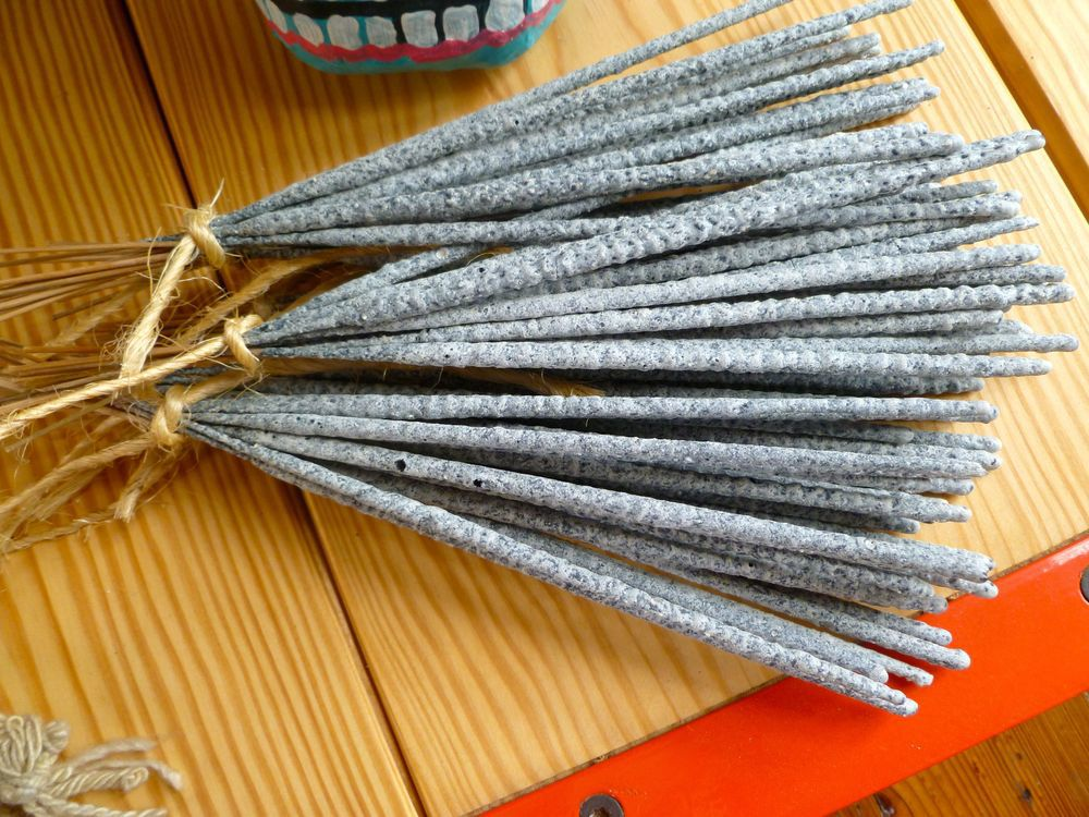 Copal incense from JM Drygoods