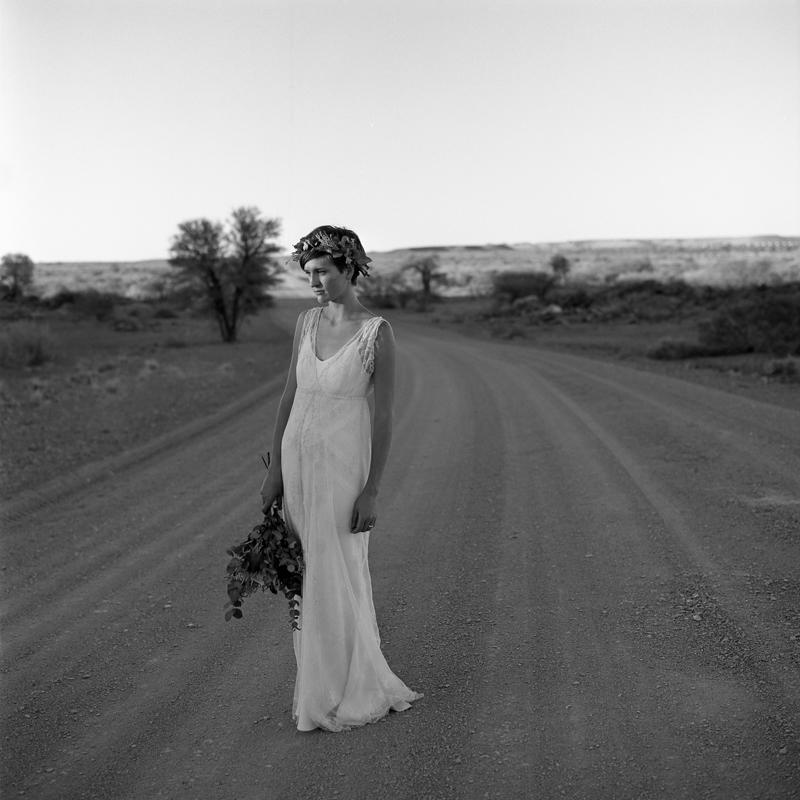 Modern Hearts wedding, Namibia.