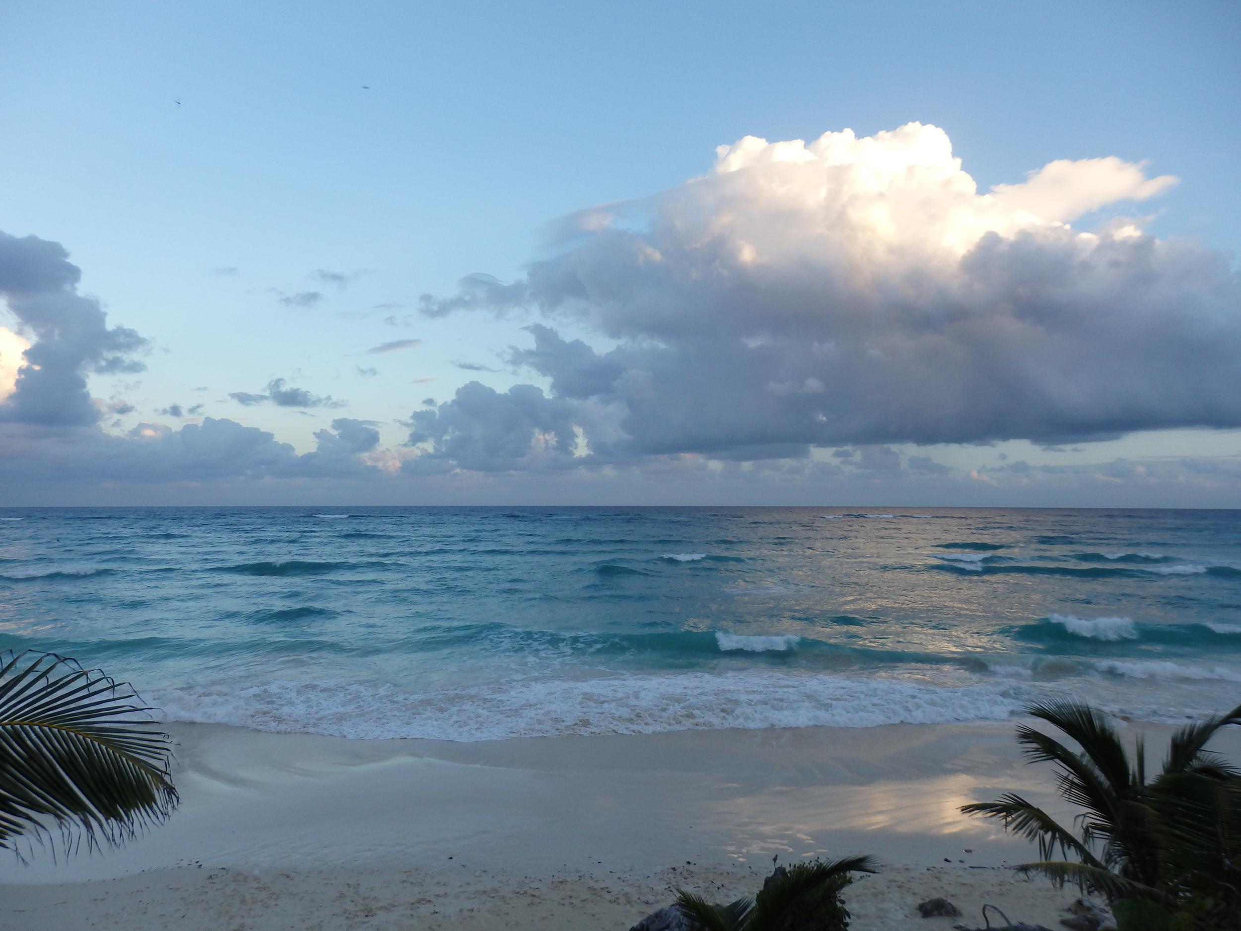 Tulum Seascape // The Weekend Edit
