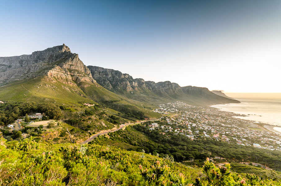 Cape Town by Adriaan Louw