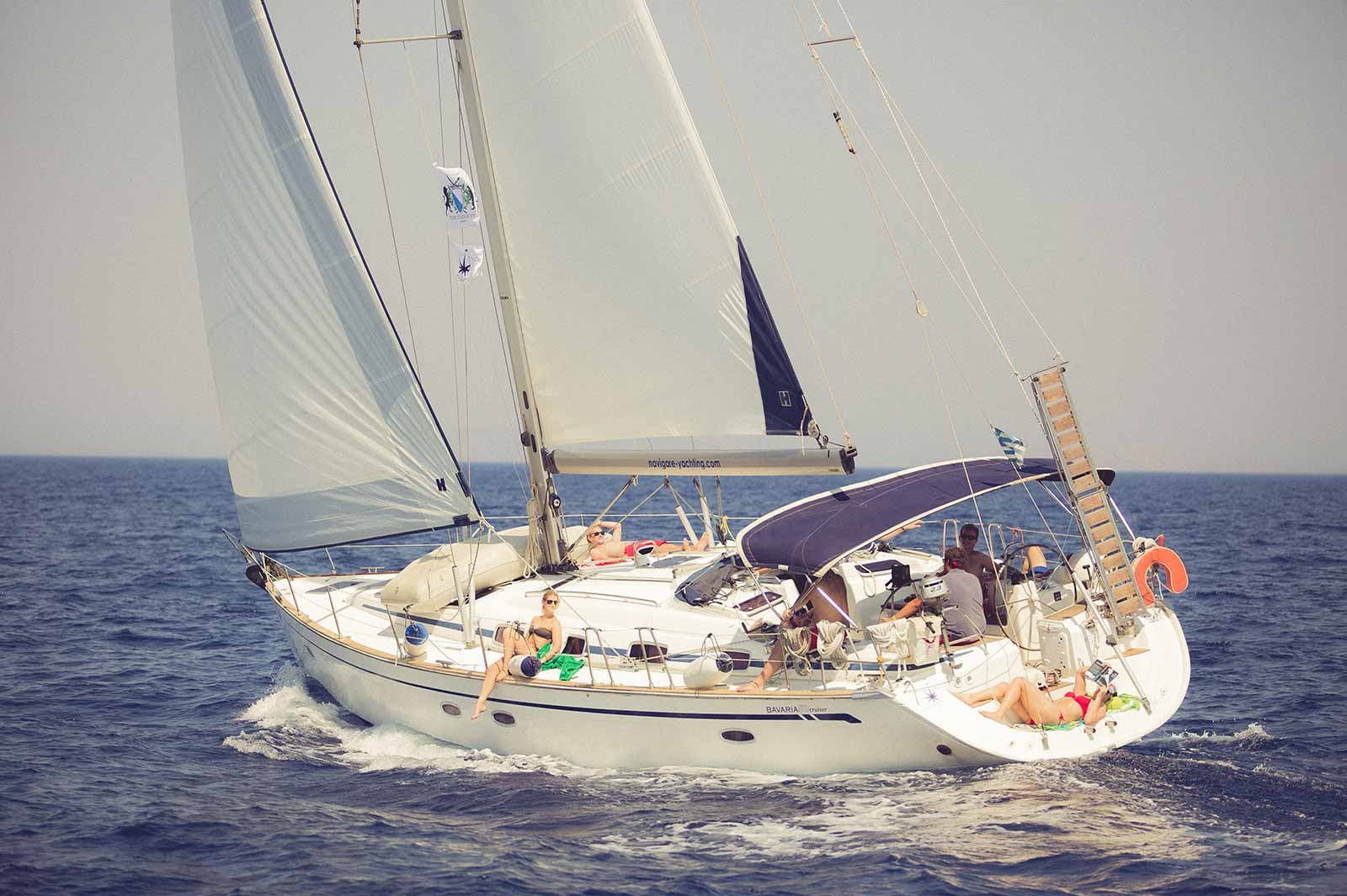 Yachts and Friends Sailing Trips