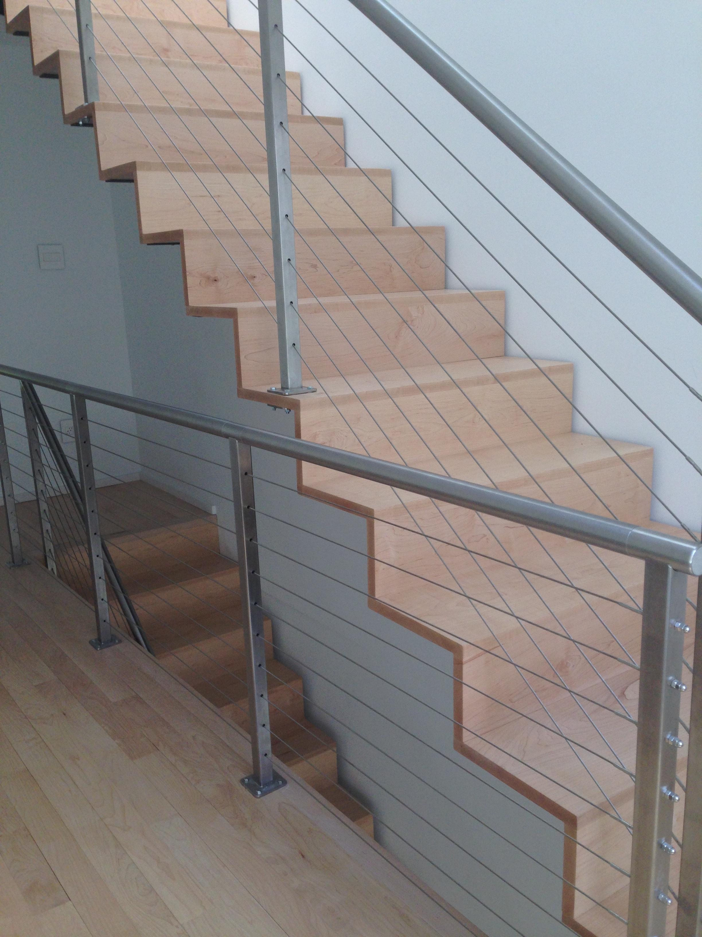 Boryanna - custom staircase
