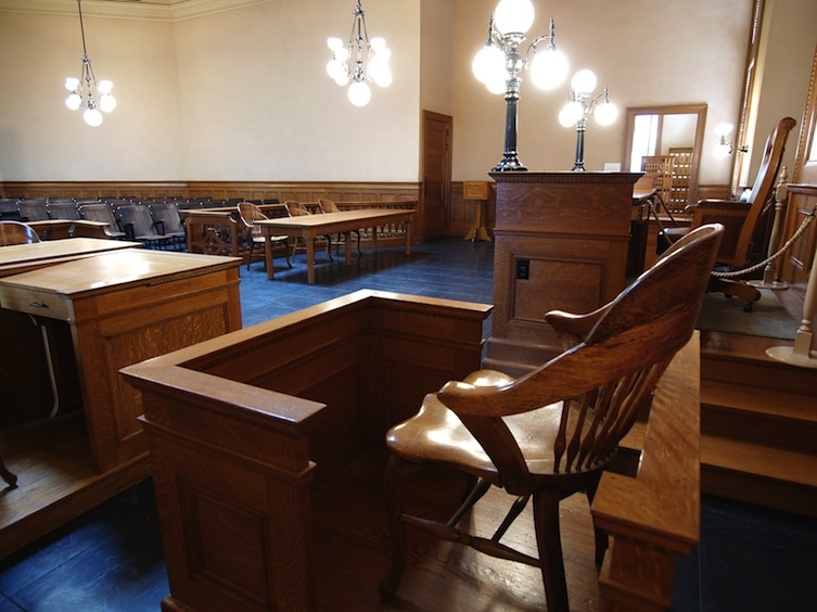 Litigation--one option.