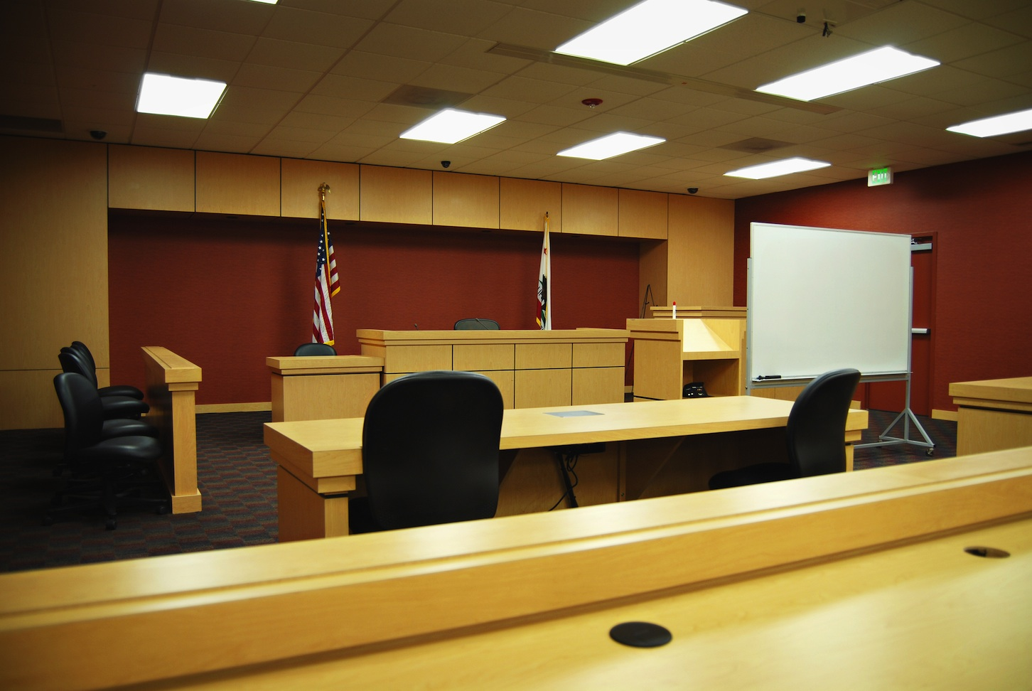 Drug courts are increasingly popular to supervise drug treatment.