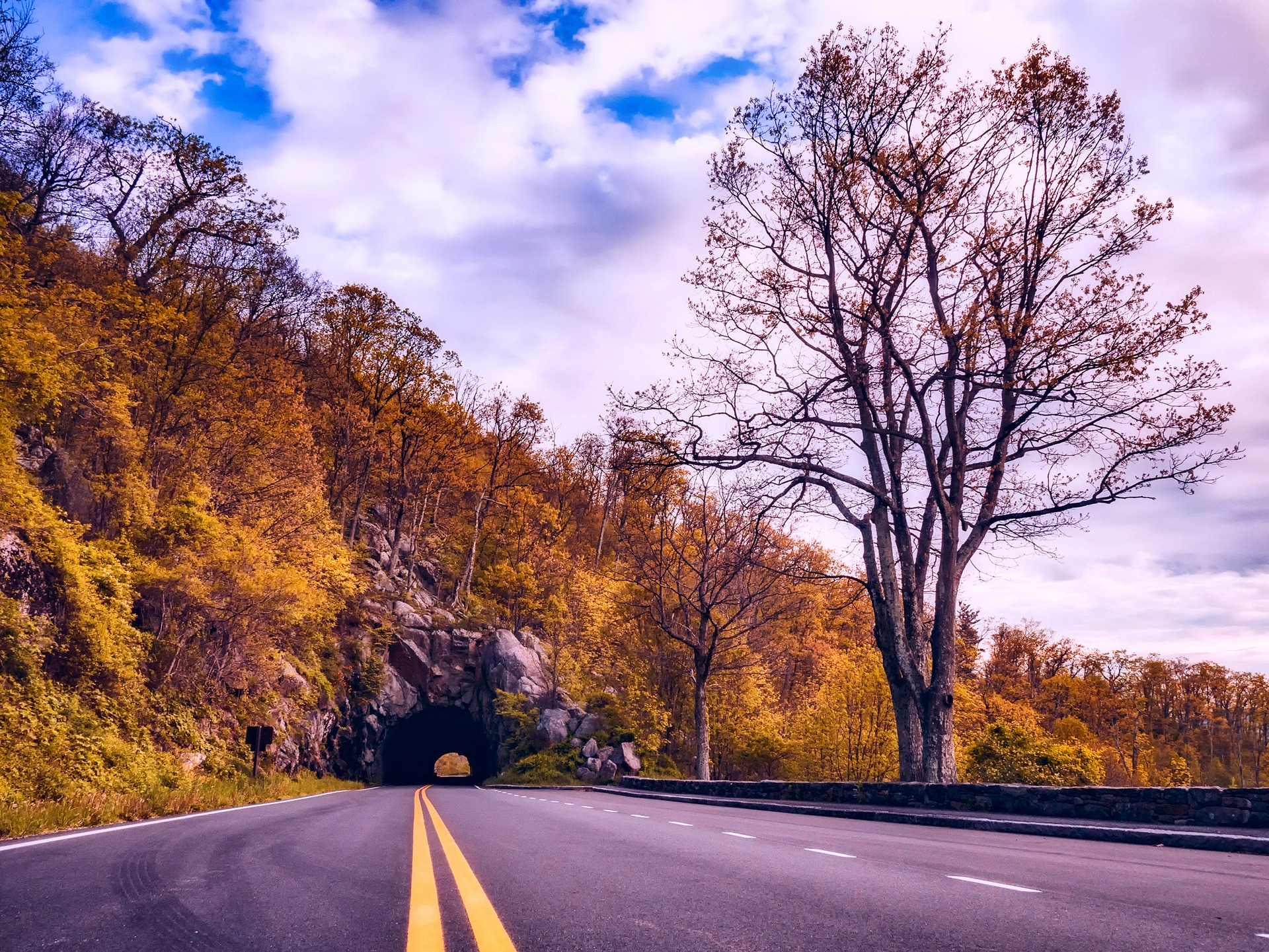 Fall is a beautiful time to visit the Shenandoah Valley--even for a workshop!