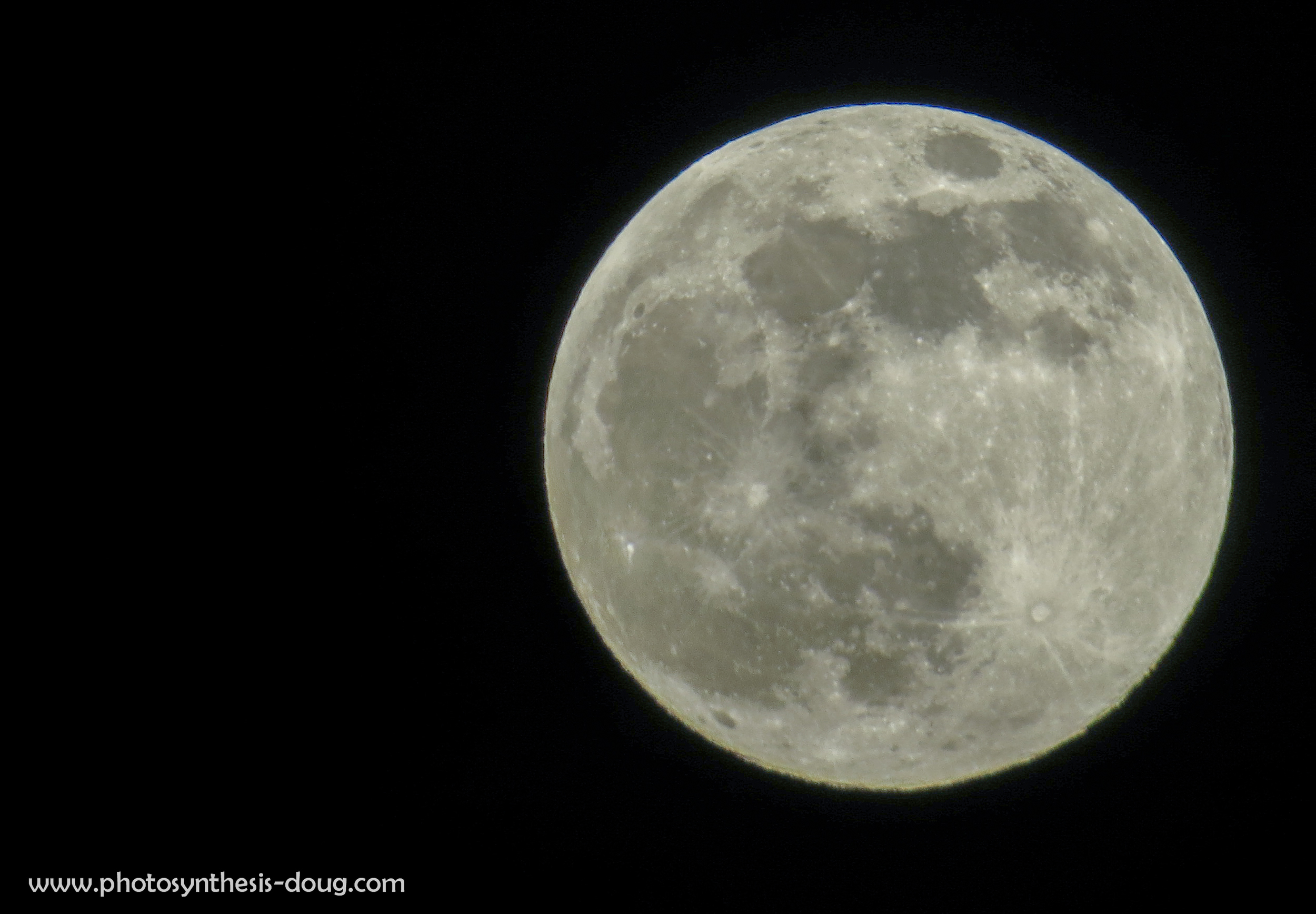 June 22, 2013 Extreme Supermoon, Arnold, MD