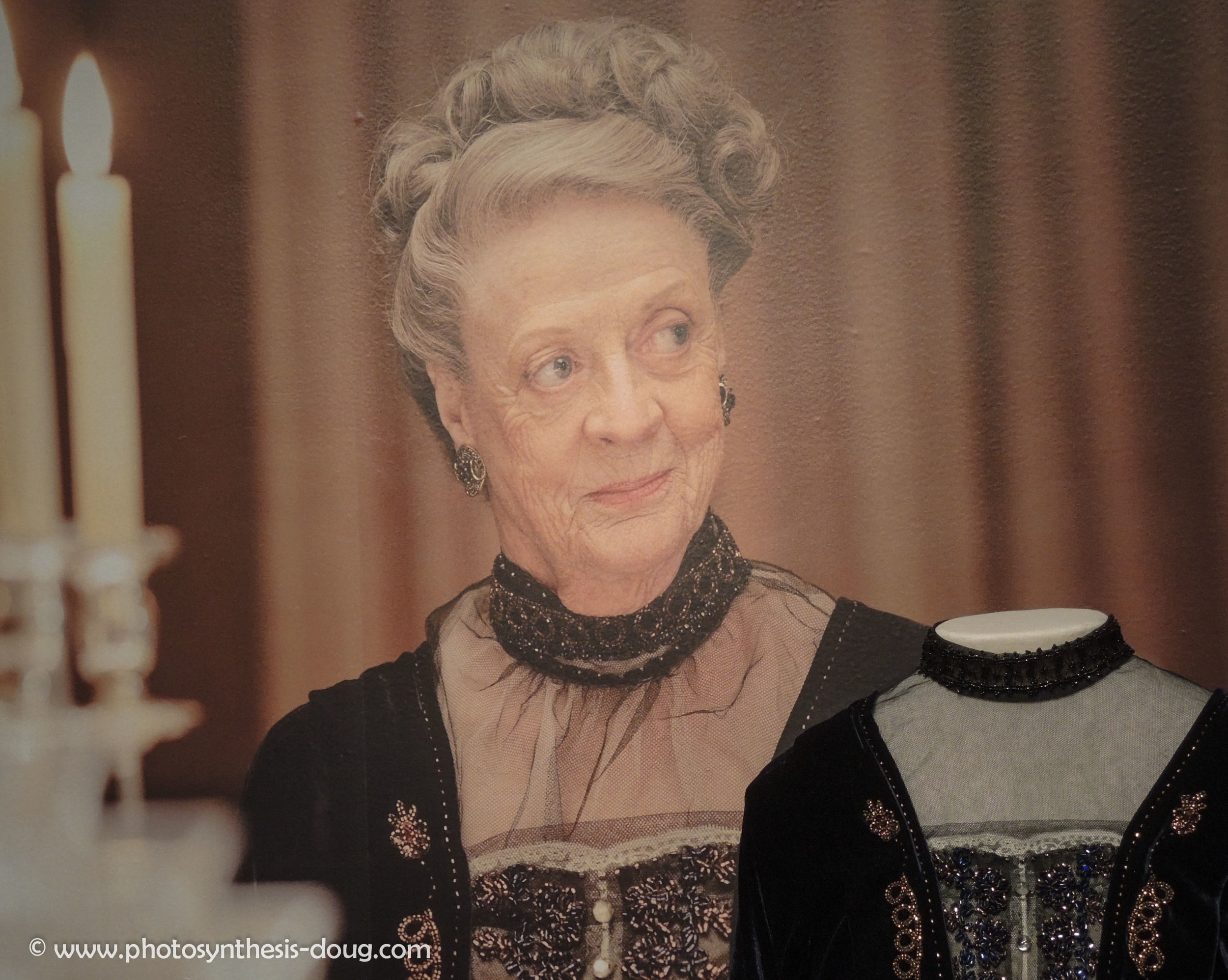Downton Abbey Costume Exhibit at Winterthur, PA