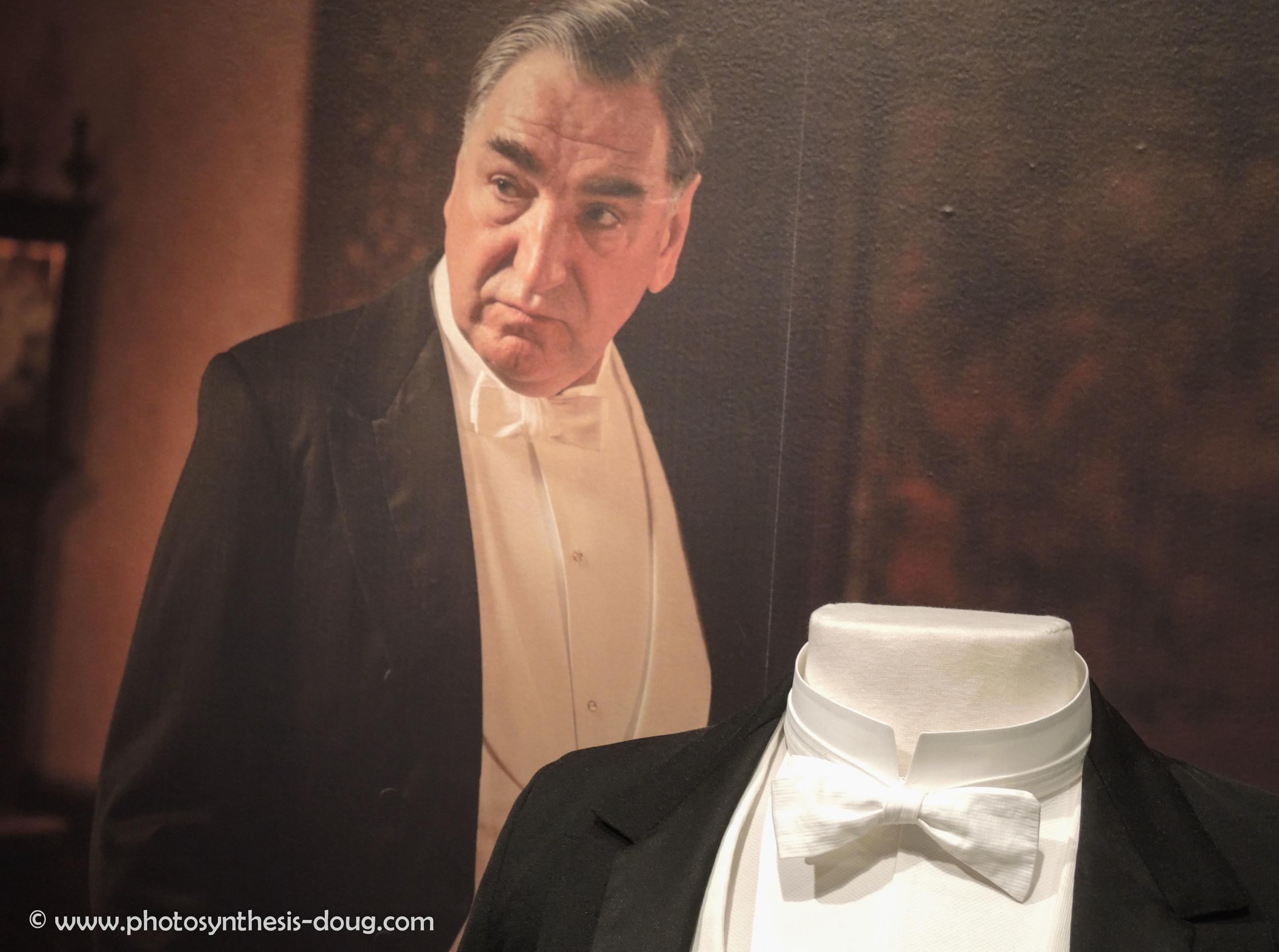 Downton Abbey Costume Exhibit, Winterthur, PA