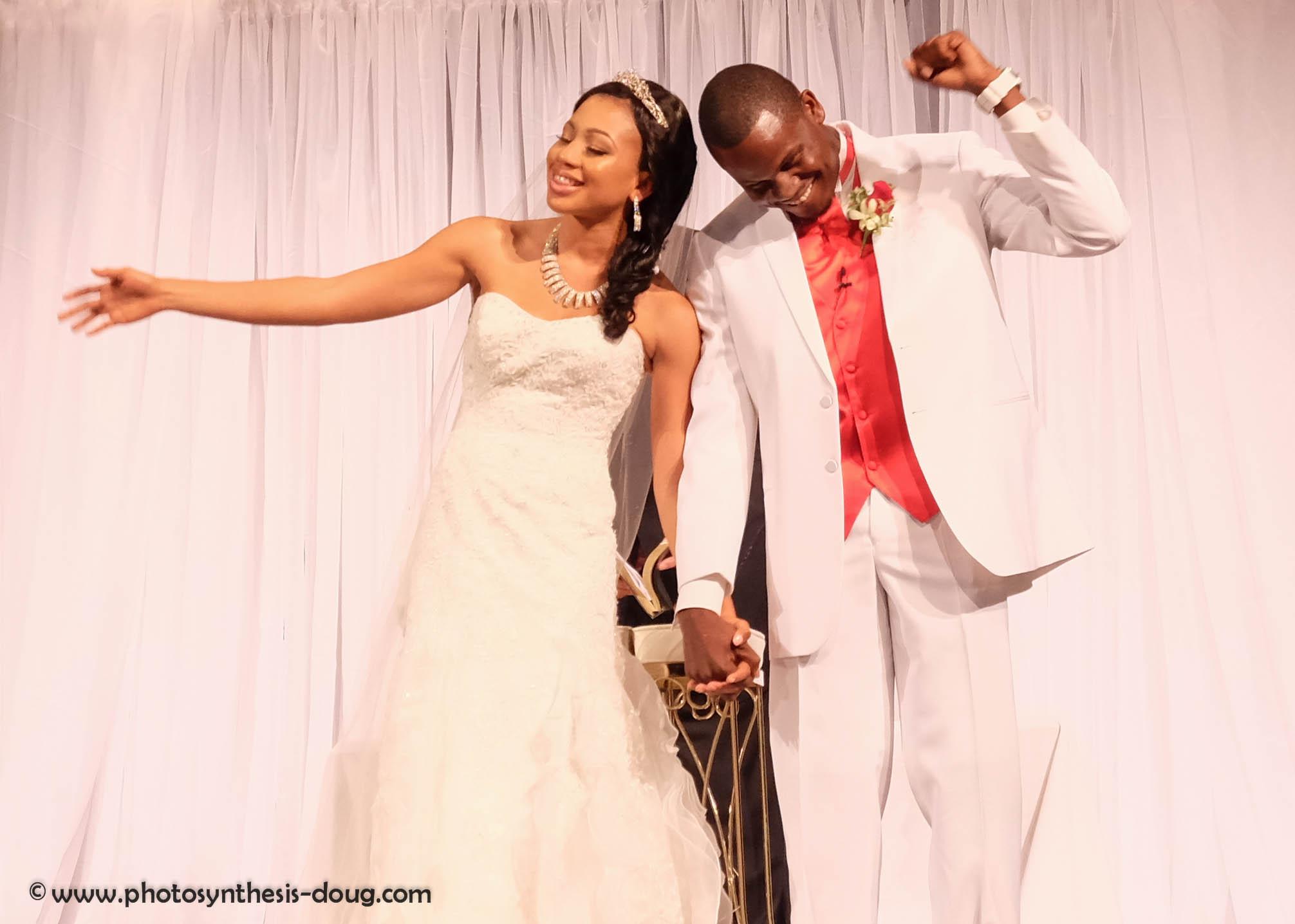 Mr. and Mrs. Ikotun