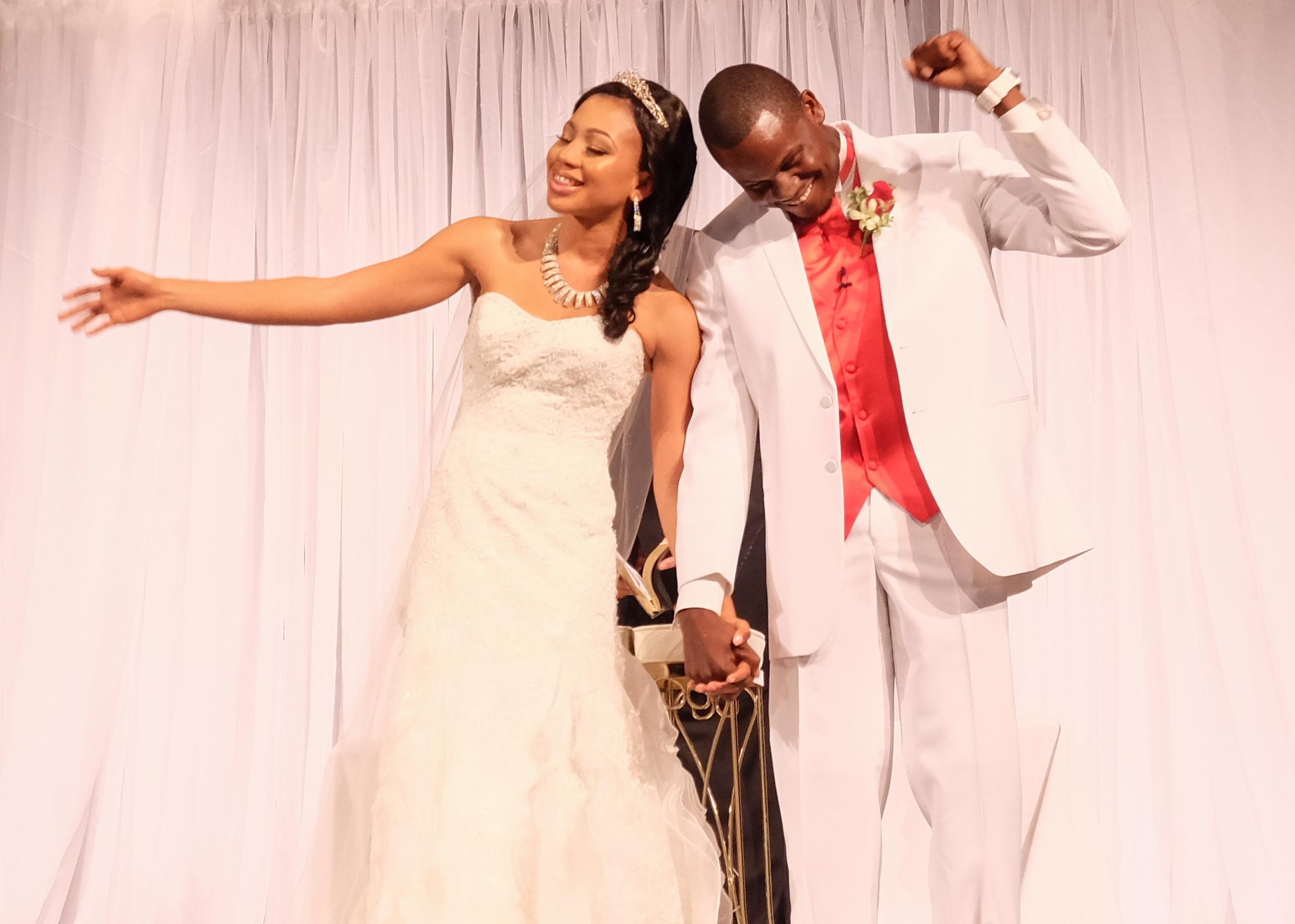 Weddings - Starts at $500